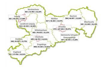 Leipzig Karte Sachsen.Landessportbund Sachsen